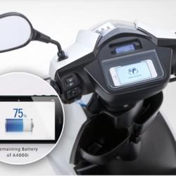 Terra Motors A4000i, una moto eléctrica con aplicación propia