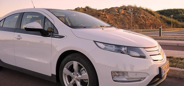 El Chevrolet Volt volverá a actualizar su batería