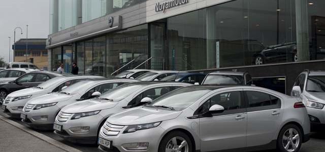 El Chevrolet Volt baja de precio