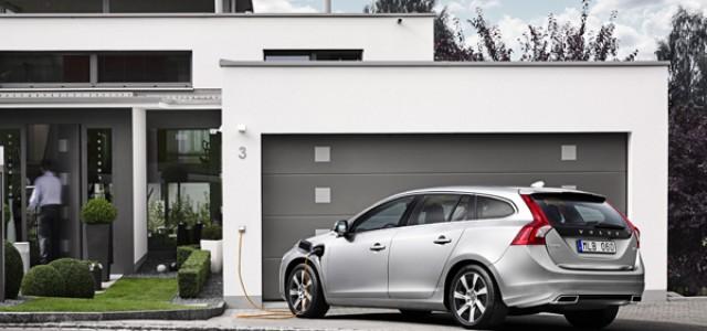 El Volvo V60 híbrido enchufable vendrá con punto de recarga gratuito en Inglaterra