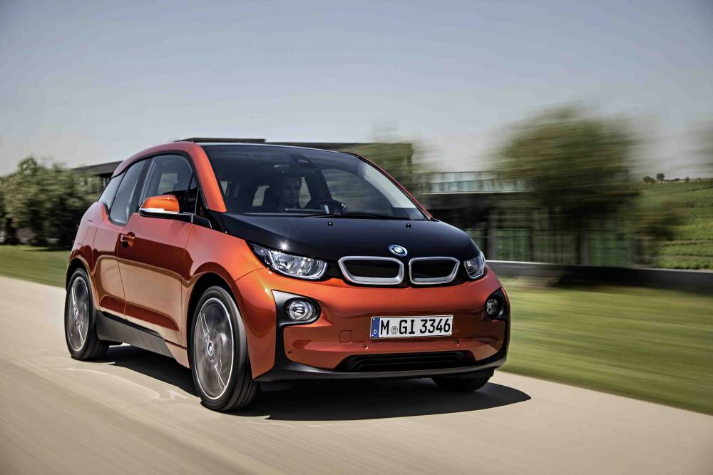 BMW-i3-autonomia