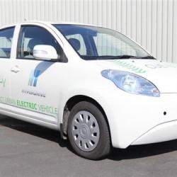 Hyperdrive desarrolla un extensor de autonomía diésel