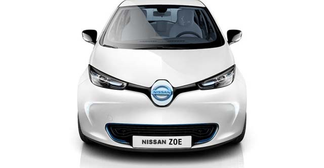 Nissan zoe