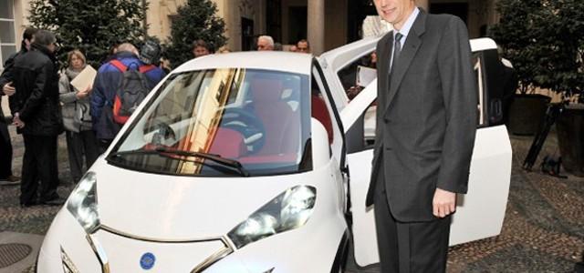 P-MOB, el coche solar europeo