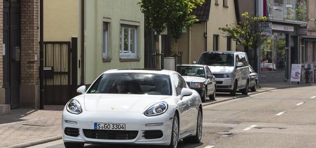 El consumo del Porsche Panamera S E-Hybrid, 4.4 litros cada 100 kilómetros en pruebas reales