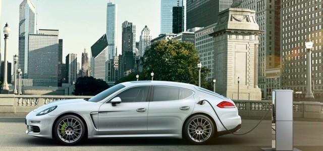 El 10% de los Porsche Panamera vendidos, es enchufable