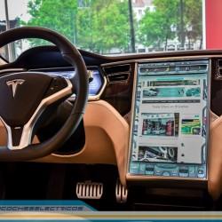 Piratean el Tesla Model S. Publicada la actualización para corregirlo