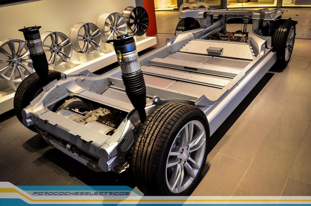 Tesla Introduce Cambios En Sus Motores M 225 S Potencia Y