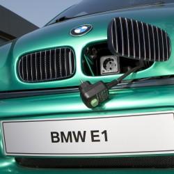 Parecidos razonables BMW E1, BMW i3, el ayer y el hoy