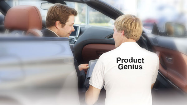 bmw igenius