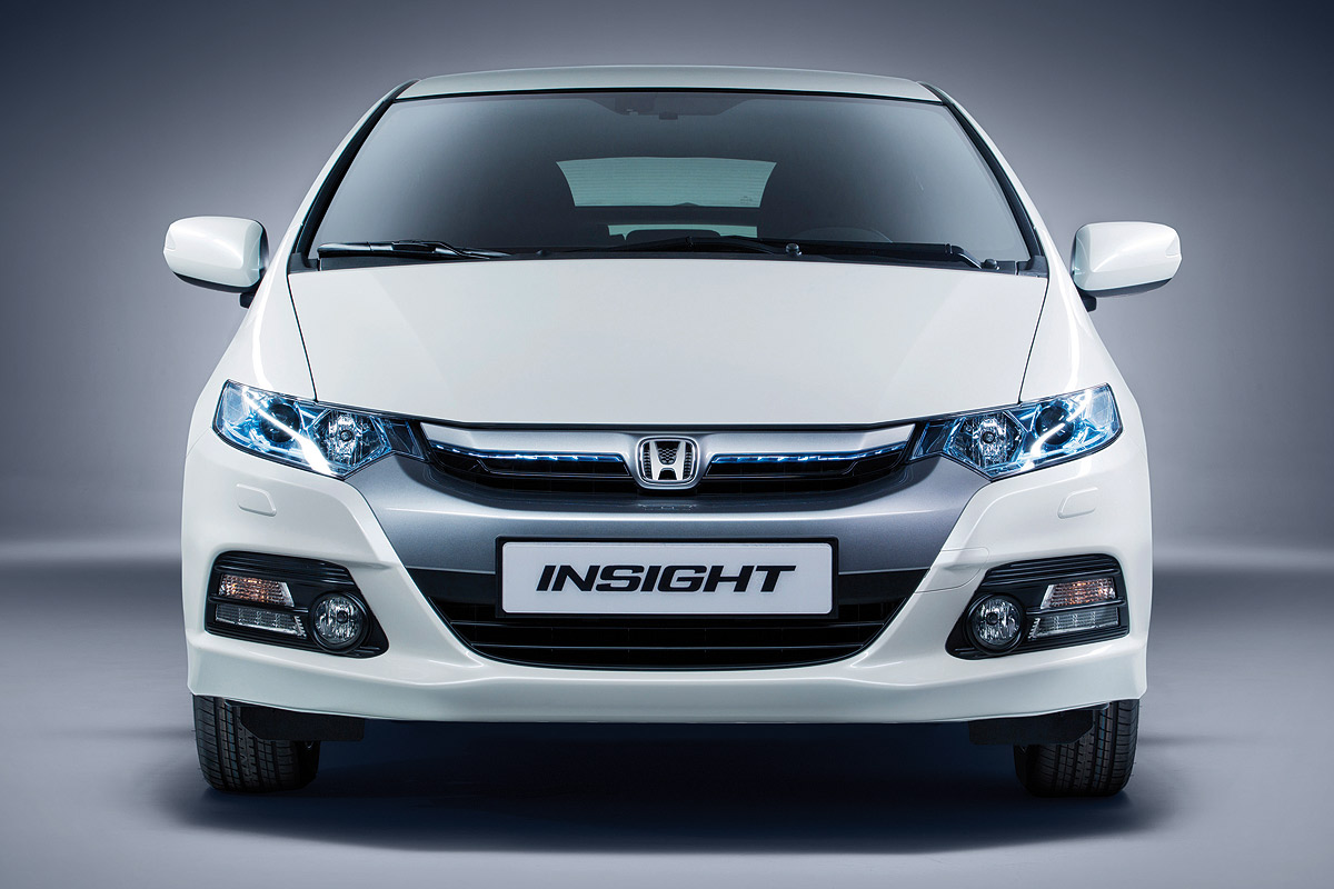 honda insight híbrido