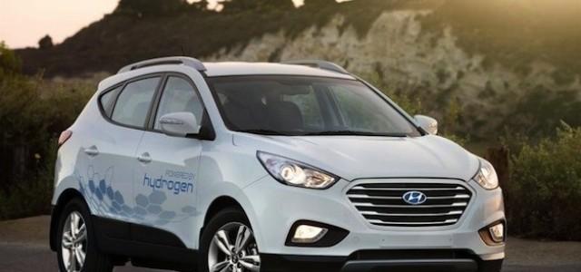 Hyundai se prepara para el hidrógeno