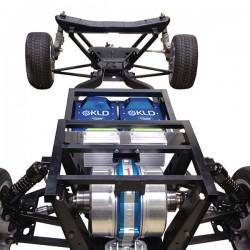 KLD Onedrive, el motor eléctrico que quiere revolucionar el mercado