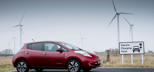 El pasado año en Noruega de los 10 coches más vendidos, 9 llevaban un motor eléctrico. Descenso imparable de los diésel