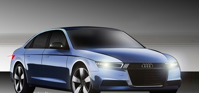 El nuevo Audi A4 tendrá una versión híbrida enchufable