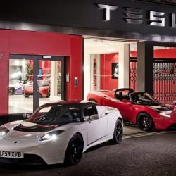 El Tesla Roadster podrá actualizar su batería. 642 km de autonomía