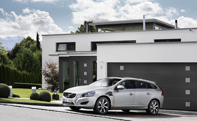 Volvo V60 enchufable