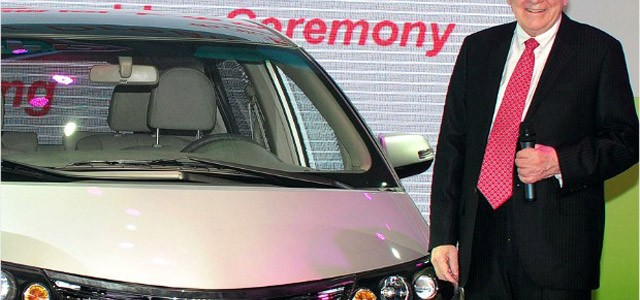 China eliminará los impuestos al coche eléctrico