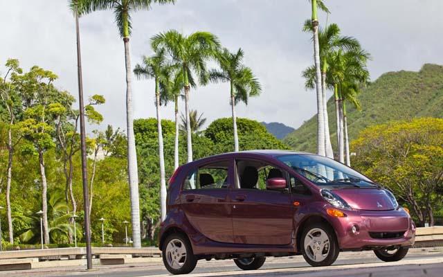 coches eléctricos Hawái