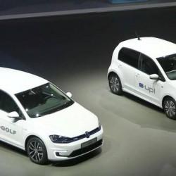 El Volkswagen e-Golf y el e-Up ya tienen cifras de autonomía oficiales