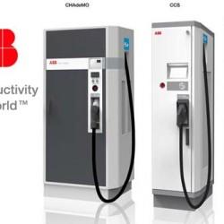 ABB, miles de cargadores rápidos instalados alrededor del mundo (Vídeo)