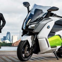 La BMW C Evolution será presentada en Frankfurt
