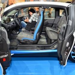 Conocemos con más detalle el interior del BMW i3