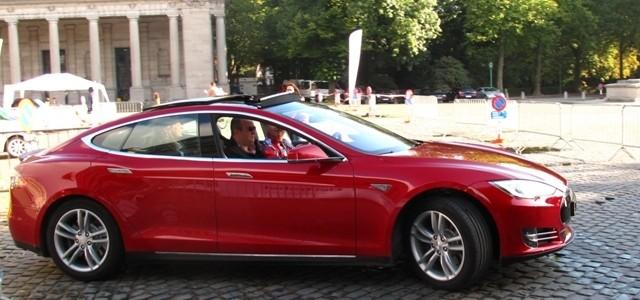 Asistimos a e-Brussels, la fiesta del coche eléctrico en Bruselas
