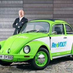Reevolt e-Kaefer, un kit de conversión para el Volkswagen Bettle por 11.400 euros
