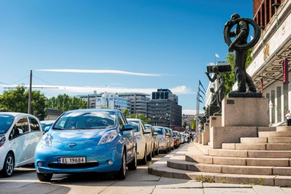 Nissan-Leaf-Rekord-Oslo_eco-way