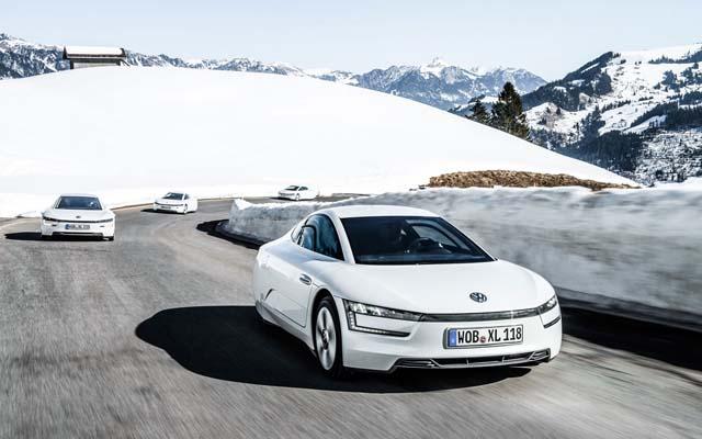 precio del Volkswagen XL1