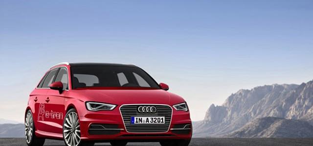 El Audi A3 Sportback e-tron: todos los detalles