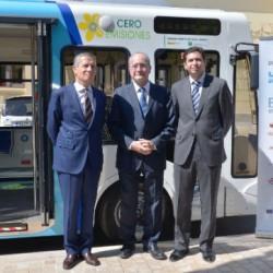 Proyecto Victoria, recarga por inducción de autobuses eléctricos en Málaga