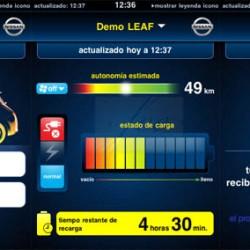 Carwings será gratuito para el Nissan LEAF