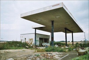 gasolinera coches electricos