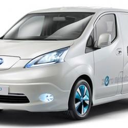 La Nissan e-NV200 casi lista para su desembarco