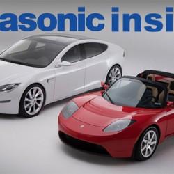 La demanda de baterías de Tesla ayuda a Panasonic a lograr beneficios