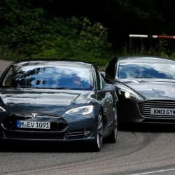 El Tesla Model S, uno de los mejores coches del año para la revista Autocar