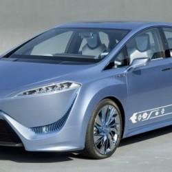 Toyota presentará su primer coche a hidrógeno comercial en el salón de Tokio