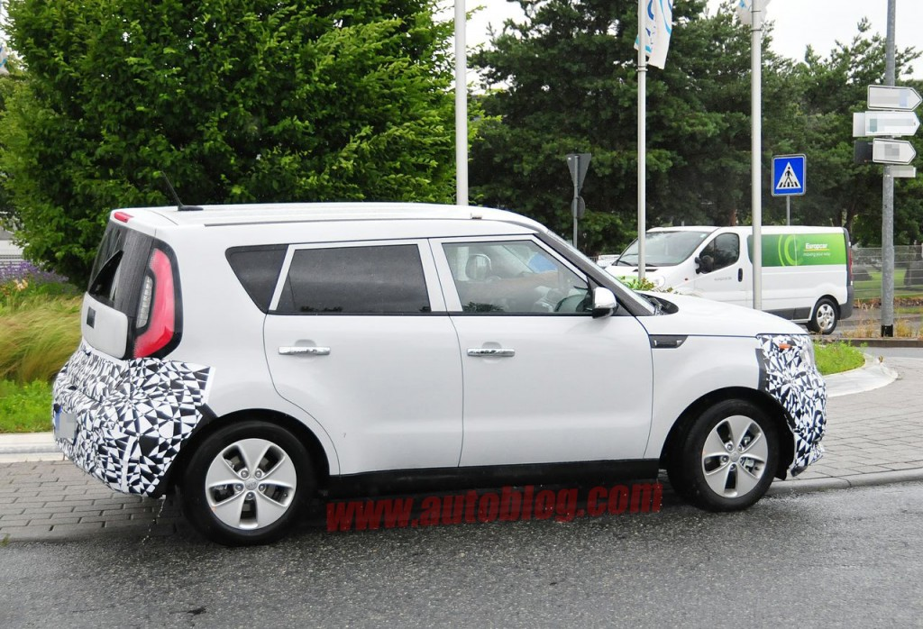 kia soul enchufable