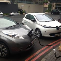 Ventas de coches eléctricos en España: septiembre 2013