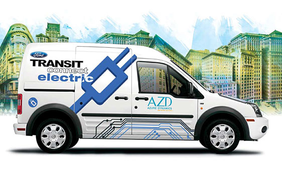 Ford-Transit-Electric