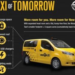 El Tribunal de Justicia de Manhattan ahoga al futuro taxi de Nissan en Nueva York