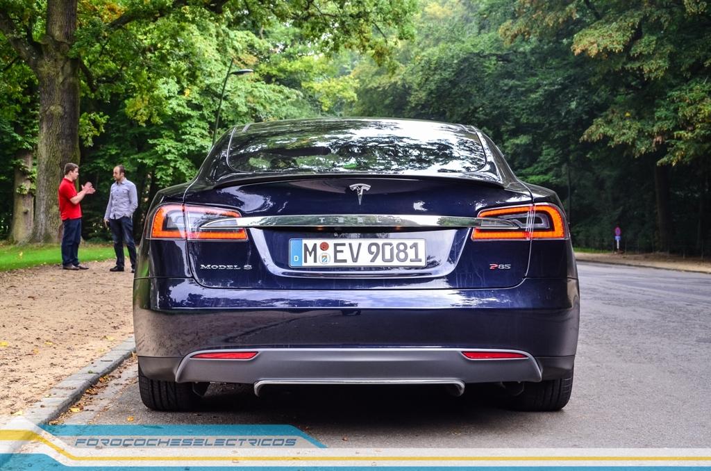 Prueba Tesla Model S 06