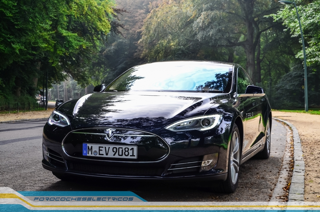 Prueba Tesla Model S 07