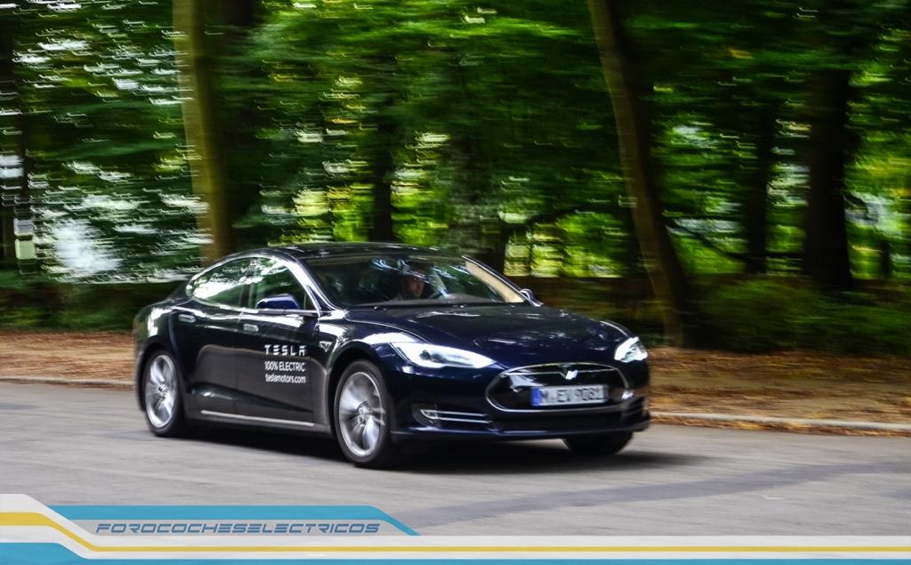 Prueba Tesla Model S 09