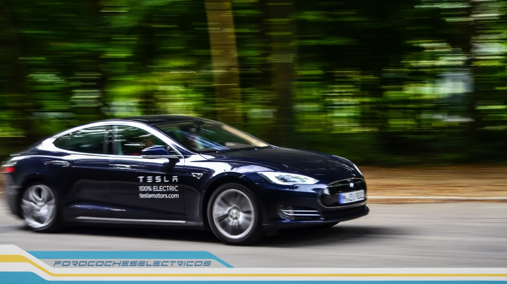 Prueba Tesla Model S 11