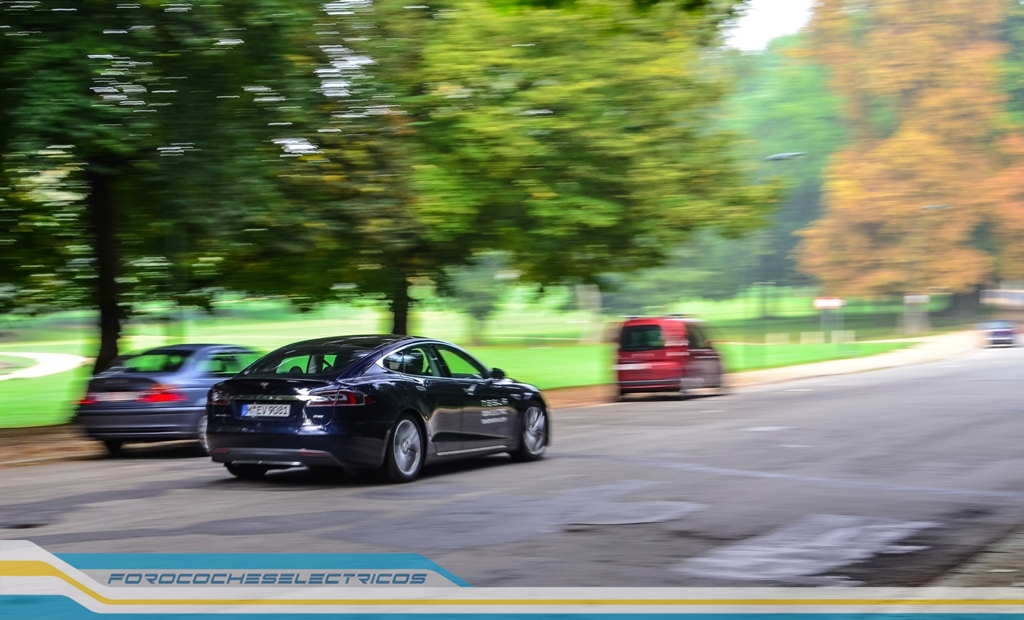 Prueba Tesla Model S 13