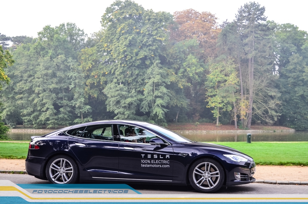 Prueba Tesla Model S 15