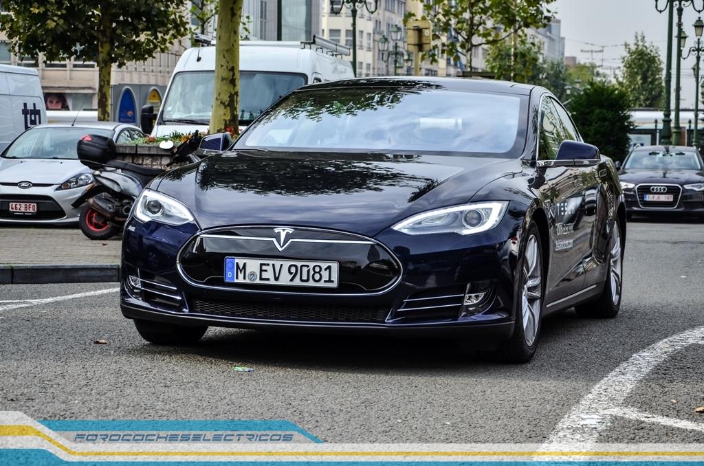 Prueba Tesla Model S 26